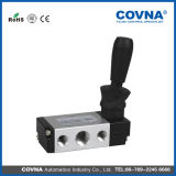 Covna 4h 210 Pneumatic Solenoid Valve with Manual Operation