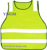 Safety Vest with Reflective Tape for Children