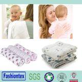 Cotton Printed Muslin Fabric Muslin Baby Bath Towel