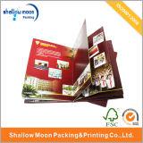 Wholesale Customized 4 Color Printing Brochure (QYZ032)