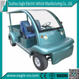 Electric Utility Vehicles, Long Cargo Bed and Roof, Eg6063kcx