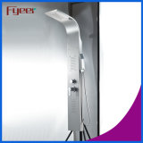 Fyeer Cheap Stainless Steel Multifunction Rainfall Shower Panel