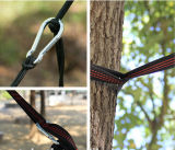 Carries Customized No-Stretch Hammock Tree Straps Hanging Suspension System