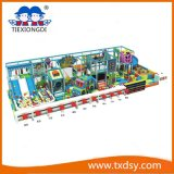 New Design Favorable Indoor Playground Naughty Castle Txd16-ID134