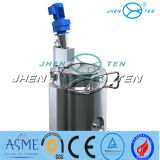 500L Stainless Steel Mixing Tank for Chocolate Melt Electric Heat