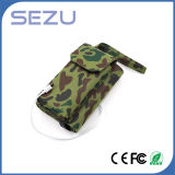 Best Quality Long Working Time 10W Outdoor Portable Solar Energy Charger Folding Bag