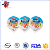 Small Orders Accepted Aluminium Foil Lid Manufacturer