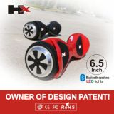 Hx 2 Wheels Self Balancing Scooter with Bluetooth Music & Colorful LED Hight