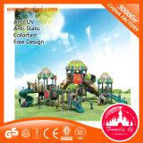 Popular Design Safety Plastic Playground Kids Outdoor Playgrounds