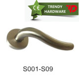S -Shape Stainless Steel Door Lock Handle (S001-S09)