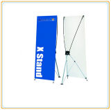 Multifunctional 80*180cm Pop up X Banner Indoor Banner