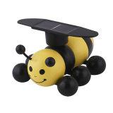 Solar Energy Powered Wooden Bee (SZYL-ST-02)