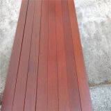 UV Lacquered Natural Color Stain Merbau Hardwood Flooring