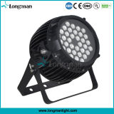 Indoor 36*3W Rgbaw Professional LED PAR Zoom Stage Light