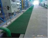FRP/GRP Molded Grating Square Mesh Car Wash
