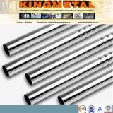 """SUS201 / 304 3/4"""" 600 Grit Stainless Steel Pipe for Surabaya"""