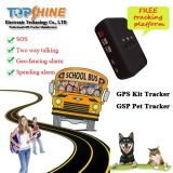 High Quality Micro Smallest Lbs Personal Pet GPS Tracker Tracker