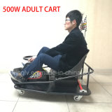 Mini Adult Electric Drift Trike Soliding 500W Go Kart