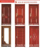Solid Wood Interior Door for Hotel, Hotel Wood Door, Five Star Hotel Wooden Door