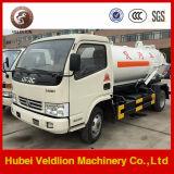 6000liter Capacity Dongfeng Vacuum Sewage Suction Truck