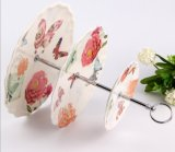 (BC-PM1018) High Quality Reusable Imitation Ceramic Melamine Dessert Plate