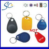 125kHz-13.56MHz Waterproof ABS RFID Keyfob