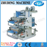 2 Color 1000mm Flexographic Printing Machine