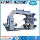 Zhejiang High Quality 4 Color Flexo Printing Machine
