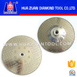 Electroplated Diamond Saw Blade Cutting Disc From 100mm to 230mm