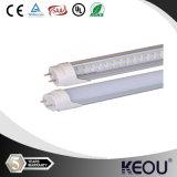 Plastic 10W 18W 28W T8 LED Tube Light