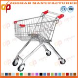 European Style Multi Type Supermarket Shopping Trolley Cart (Zht118)