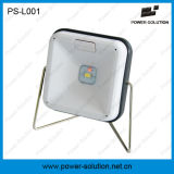 Solar Panel Integrated LED Lamp