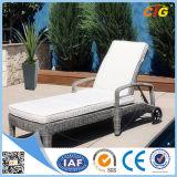 Outdoor Gray Rattan Wicker Furniture Sofa Set