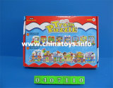 Plastic Puzzle Educational Baby Train Puzzle Jigsaws Toy (0407110)