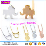 Factory Price Metal Alloy Charm Fashion Jewelry Necklace #P106