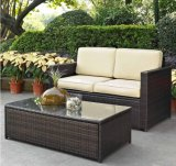 Wholesale China Manufacture Modern Tarrington House Synthetic Rattan Garden Furniture