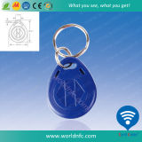 ABS 125kHz Tk4100 Smart RFID Keyfob/Keychain for Access Control