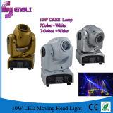 Mini Light 10W LED Moving Head Light