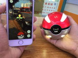 2016 Creative Hot 10000mAh Pokemon Go Power Bank