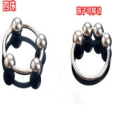 Delay Time Training Sex Toys Metal Penis Ring