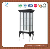 Black Tower Display Case for Retail Store