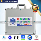 Portable Medical First Aid Kit/Case Emergency Box for Hospital