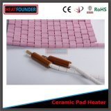 Pwht Flexible Ceramic Pad Heater with High Quality Camlock