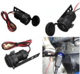 Waterproof 12V USB Charger Power Adapter Socket for Motorcycle Cell Phone