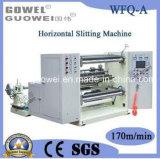 Horizontal Type Slitting Machine for Roll Film