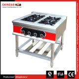 Commercial Gas Cooker with 4 Burners
