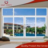 High Quality Factory Wholesale Aluminium Profile Glass Sliding Door (JFS-8021)