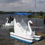 Swan Pedal Boat for 2/4 Person Park Used Pedal Boat