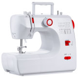 Factory Supply Newly Multifunction Lockstitch Household Sewing Machine for Cloth with Metal Frame (FHSM-700)
