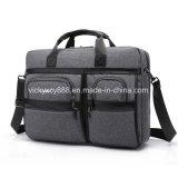 Female Male Business Travel Single Shoulder Shockproof Laptop Bag (CY3725)